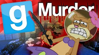 Gmod Murder - Kill Sandy (Garry