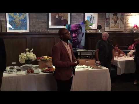 "Barry Jenkins, ""Moonlight"" luncheon at Craig's"