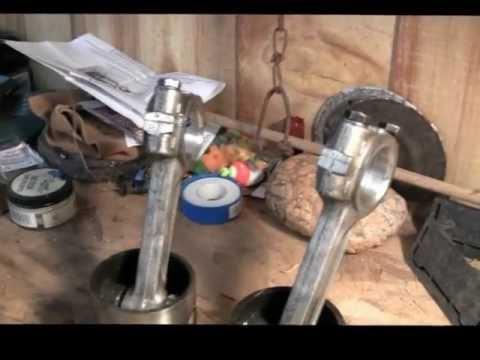 reciprocating compressor overhaul checklist