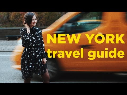 WOW air | Travel Guide Application (Manhattan)
