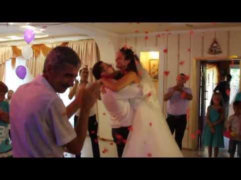 Конфетти первы танец молодых спецэффекты на свадьбу