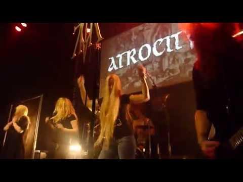 Atrocity - Satans Braut (live @ RamRock 2014, NAXT Stage Almelo 15.03.2014) 2/2