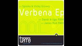 "Spinky & Vicky Groovy ""Verbena"" TEMA Digital Label (TEMA001)"