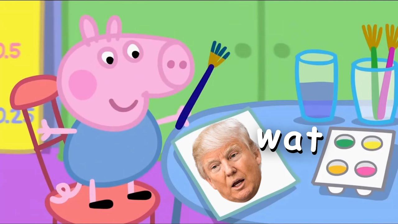 Download I got super bored so I edited a Peppa Pig episode