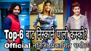 Nepal Idol- निशान भट्टराई झन्डै चिल्पिए। हेर्नुहोस नतिजा
