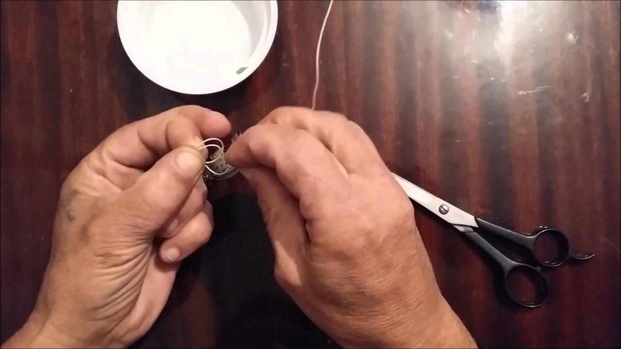Как сделать вертлюжок своими руками фото 442