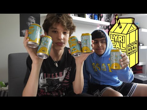 LYRICAL LEMONADE FIRST TASTE TEST: does it live up to the hype??