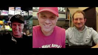 time to learn a magic trick on Basics Of Magic show! Guest: Brent Geris Magic Apple Magic Store