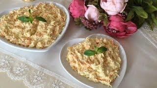 Beyaz Lahana Salatası (COLESLAW SALATASI)