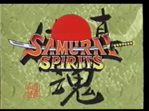 Samurai Spirits 2 Audio Drama VHS Tape