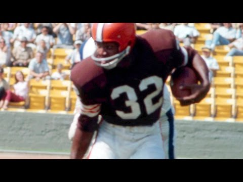 2: Jim Brown  The Top 100: NFL's Greatest Players 2010  FlashbackFridays