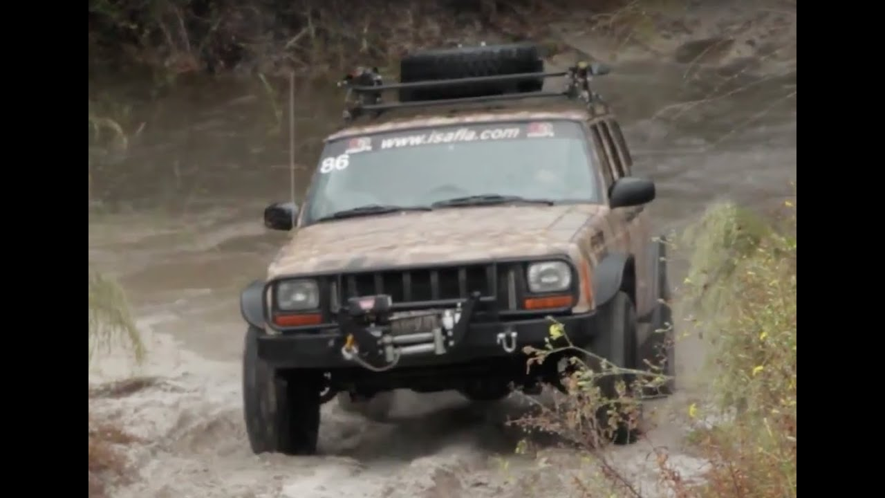 Jeep Cherokee Off Road >> Lifted Jeep Cherokee Xj Off Road One Take At The Firm Youtube