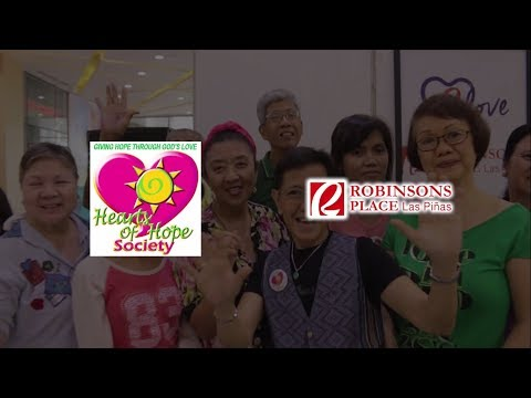 Hearts of Hope Society Painting Session at  Rob Las Piñas