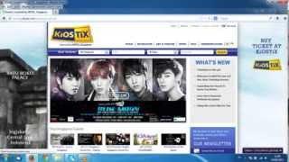 Download Video Cara Registrasi di website KiOSTiX MP3 3GP MP4