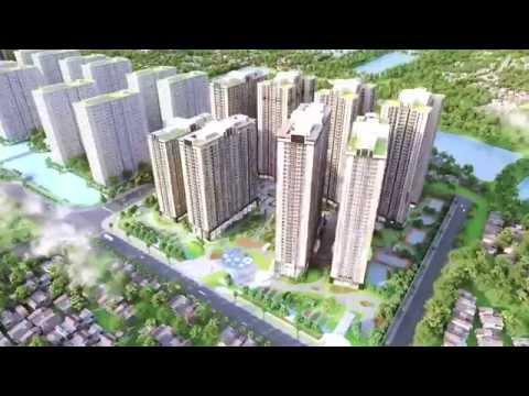 Times city Park Hill Giới thiệu Park Hill - Phong cách sống Resort trong lòng đô thị