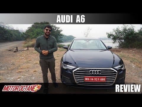 2019 Audi A6 Review | Hindi | MotorOctane