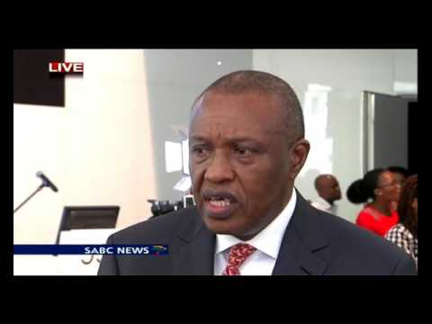 It is an emotional moment being at the JSE: Irvin Khoza