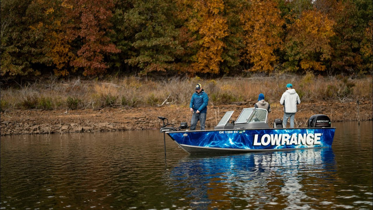 Lowrance Elite TI 2: HOW TO CONNECT TWO UNITS WIRELESSLY