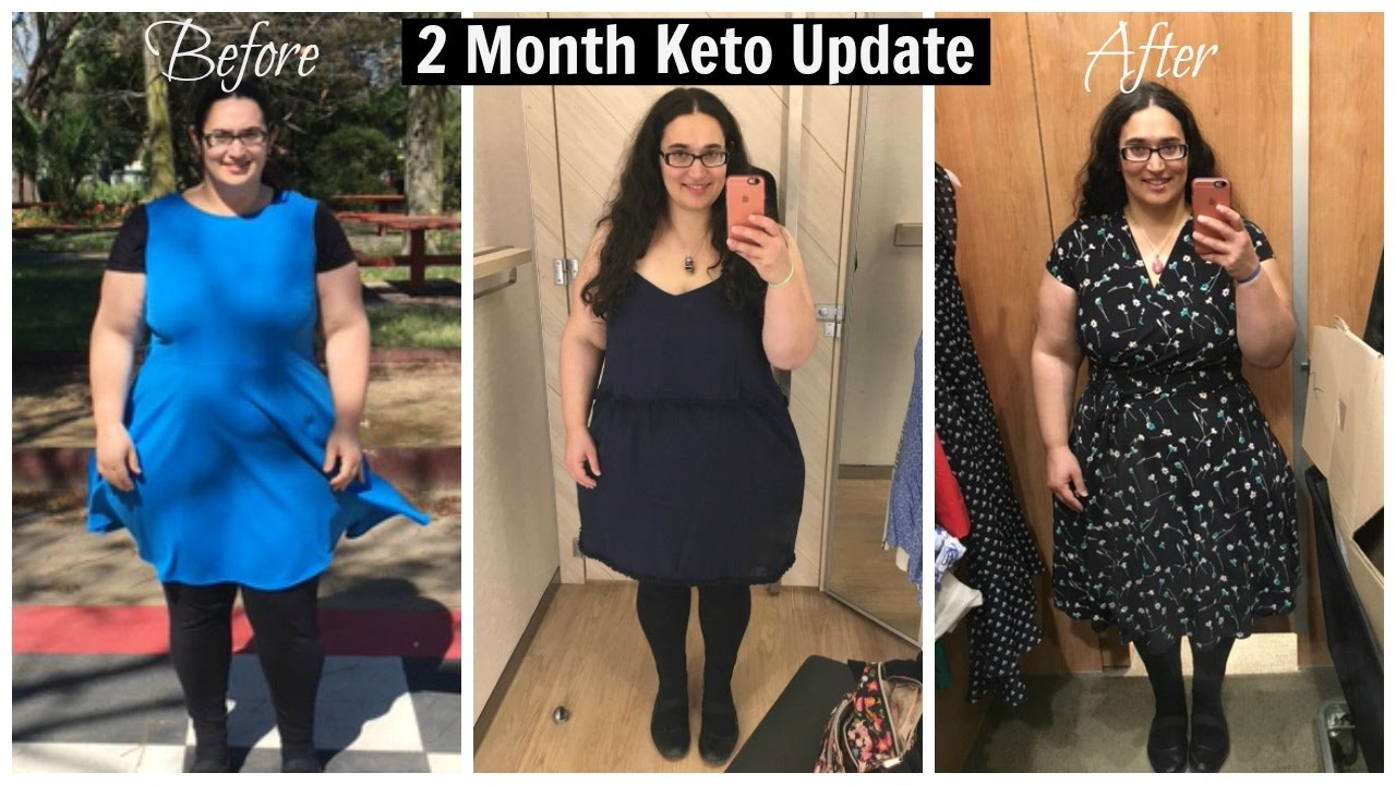 2 Month Keto Diet Update - Weight Loss Plateau Struggles