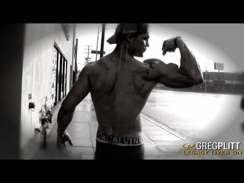 "Greg Plitt ""OWN IT, WORK FOR IT, FIGHT FOR IT"""