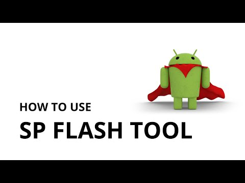 How to Flash Stock Rom using Smart Phone Flash Tool (SP