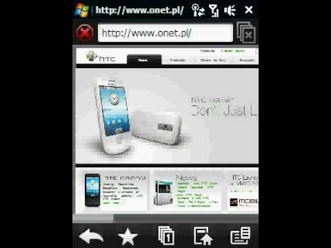 Video02 - HTC Touch 3G - test - review