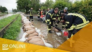 Hochwasser hält Hildesheim in Atem – Bundeswehr hilft in Silstedt