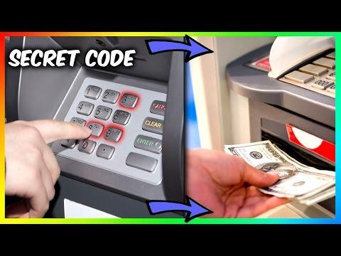SECRET ATM MACHINE MONEY TRICK (Vending Machine Hacks and More)