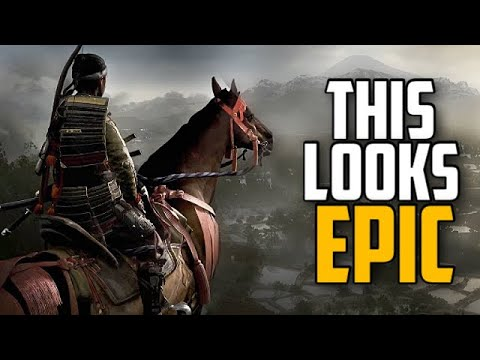THIS GAME LOOKS AMAZING! - Ghost Of Tsushima Preview