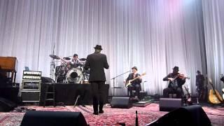 Leonard Cohen - Closing time + Famous Blue Raincoat - The Louisville Palace, Louisville - 30-03-2013