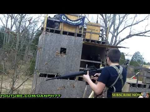 BAD KARMA AIRSOFT NOOB DAY 2011 Black Sun Unit Airsoft Battles Series 11 P1