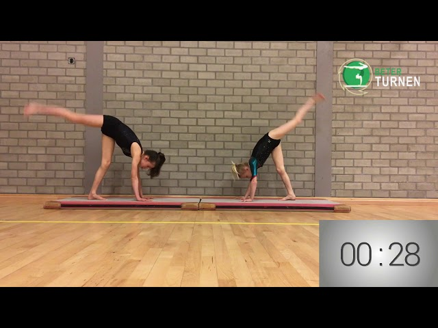 Cardio Core Challenge Beter Turnen Workout Dag 6