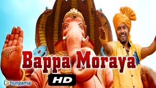 Repeat youtube video Bappa Moraya Marathi Song 2015 | Angarki | Singer : Kailash Kher & Harsshit Abhiraj