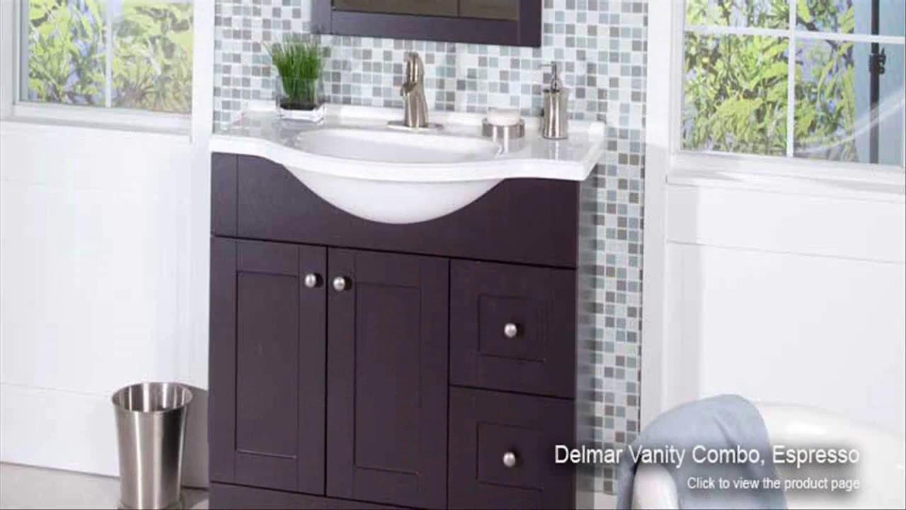 Small Bathroom Vanities Home Depot Youtube