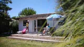 Locations Camping Yelloh! Village Les Petits Camarguais - Quartier des Secrets au Grau du Roi - Gard