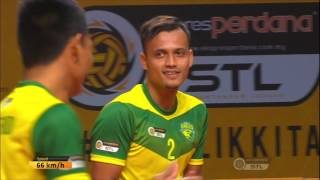 Kedah Eagles Vs Penang Panthers  STL 2016 Regular Season  20  Nov