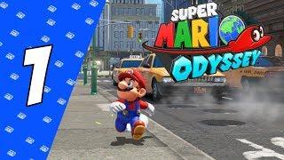 Super Mario Odyssey : Ca commence tellement bien   Ep 1