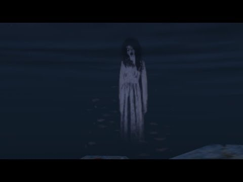Hunting Gta 5 Ghost Girl - YouTube