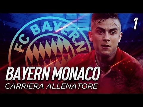 DYBALA AL BAYERN MONACO! | CARRIERA ALLENATORE BAYERN MONACO EP.1 | FIFA 17 [ITA]