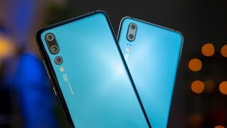 Huawei P20 Pro & P20 Review -  1 Month Later!