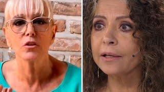 Patricia Sosa habló de su pelea con Valeria Lynch: La bloqueé, hay una cosa que se llama códigos YouTube Videos