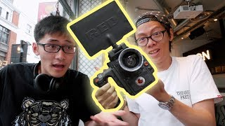 School vs GEAR - Swapping College for a $20K RED Camera!