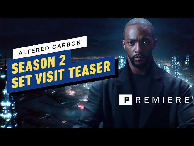 Altered Carbon: Temporada 2 IGN Premiere Teaser Trailer + vídeo