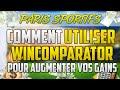 """[PARIS SPORTIFS] OPTIMISEZ vos GAINS avec le COMPARATEUR de COTES """"WINCOMPARATOR"""" ?"""