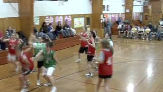 Mountainside Rec Commission Girls Basketball