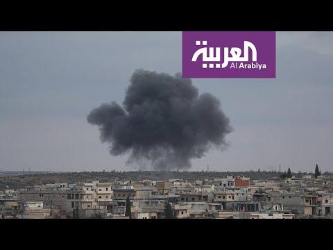 مئات الآلاف يفرون أمام قصف النظام السوري في إدلب  - نشر قبل 48 دقيقة