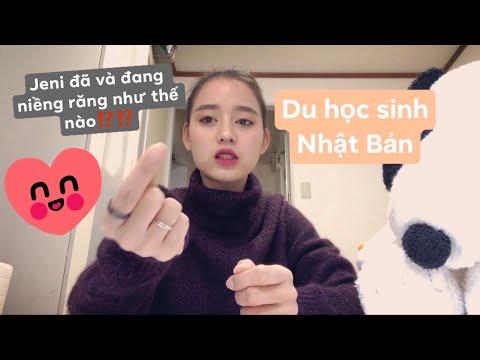Jeni đang Sống Tại Nhật Vậy Niềng Răng ở Việt Nam Như Thế Nào. 😫 #Jeni_8