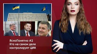 Кто на самом деле контролирует ЦИК | ЯсноПонятно #2 by Олеся Медведева