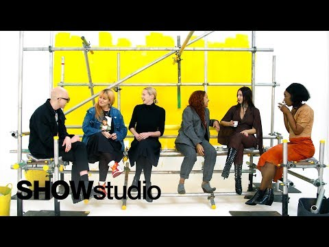 New York Womenswear - Spring / Summer 2018 Round-up Panel Discussion