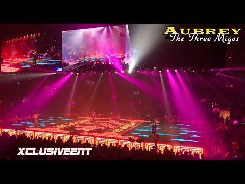 Migos - Aubrey & The Three Migos Tour - Madison Square Garde